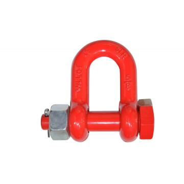 ALLIAGE DE TYPE DE BOULON G8 DEE SHACKLE