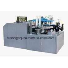 Doppelkopf-Papierbecher-Umformmaschine