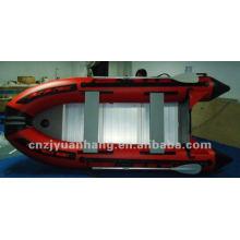 (EC) Corée 0,9 pvc plancher en option couleur rivière gonflable radeau de pêche H-SD330