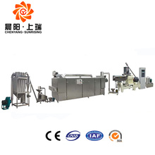 Automatic oil drilling modified starch machine