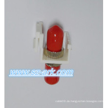 St Snap-In Fiber Keystone Einfügen Simplex Adapter