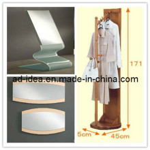 Dressing Mirror and Fitting Mirror for Garment Shoe Sunglass Store