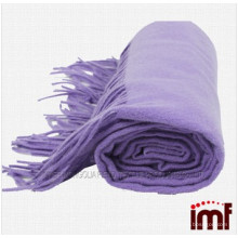 2014 Hot Sale Super Soft Baby Cashmere Blanket