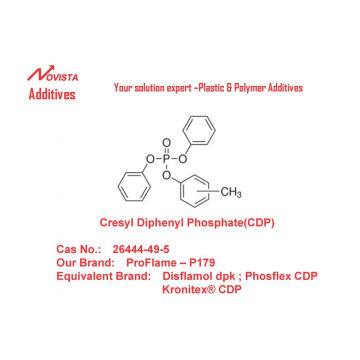 Flame retardant CDP(Cresyl Diphenyl Phosphate)