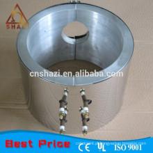 Aquecedor de calor de fundição de alumínio