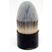 Nylon Hair and Metal Hand Kabuki Cosmetic Makeup Brush