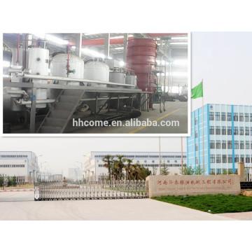 Máquina profissional da extração do óleo comestível do óleo de girassol do fornecedor em 50ton / d, 80ton / d, 100ton / d