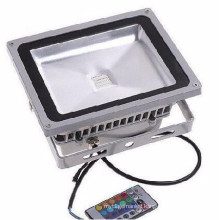 IP67 10W 20W 30W 50W RGB LED Flood Light LED Outdoor Lights