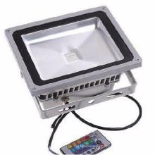 Luzes exteriores do diodo emissor de luz da luz de inundação do diodo emissor de luz de IP67 10W 20W 30W 50W RGB