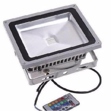 IP67 10W 20W 30W 50W RGB LED Flood Light LED Outdoor Lights