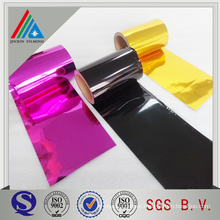 High quality Aluminized mylar Metallized PET Film in rolls
