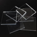 Cast Acrylic Sheets Clear Double Side Paper Marking
