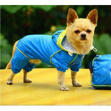 Wasserdichter Haustier-Regenmantel für Welpen