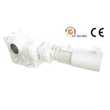 Reductor de engranajes combinado K / Cr (K107)