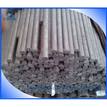 SAE1035/SAE1045 cold drawn round steel bar