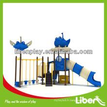 Dream Sky Series équipement de terrain de jeux pour enfants, LE.XK.003 Playground à vendre