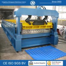 Machine de formage de feuilles de toit de 988 mm avec ISO