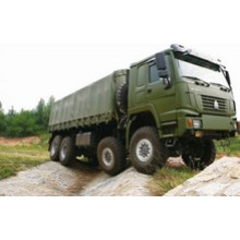 Sinotruk HOWO 8X8 All Wheel Drive Cargo Truck