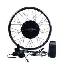 Peça da roda 26 '' E - kit de bicicleta kit de conversão de bicicleta elétrica de alta potência 48V 1000W