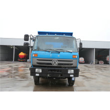 12CBM 14CBM Dongfeng Garbage Collection Dump Truck Euro4
