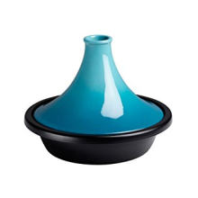 Útil 12 '' Pollo marroquí Tagine / Tajine Tagine Pot Con Diferentes Coloridas Tapa De Cerámica