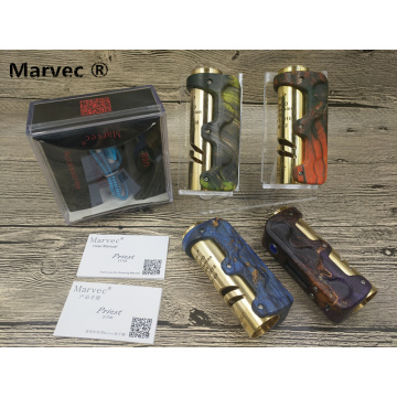 Marvec Priest 21700 DNA75 TC stabiliserad trävapen