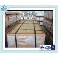 Beliebt in Indien Aluminiumplatte für Leiterplatte