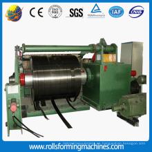 Máquina automática de corte longitudinal de alta precisión