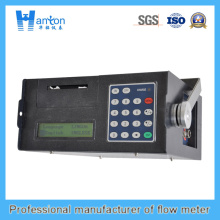 Black Ultrasonic Flow Meter