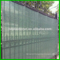 privacy Tennis Shade Nets/windbreak fence screen to USA canada market
