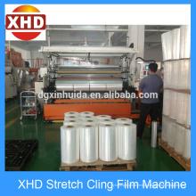 Máquina de filme de estiramento em extrusoras de plástico Qualidade garantida