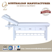 Australian Manufacturer Transfusion Bed Multi-function Chiropractic Couch Simple Orthopedic Treatment Table