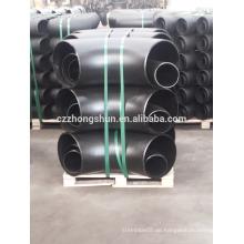 LR Weld Carbon Stahl 150mm 90 Grad Winkelstück