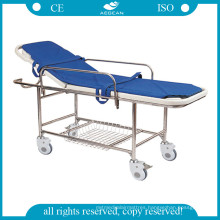 Top Quality! AG-Hs013 Medicla Staniless Steel Stretcher