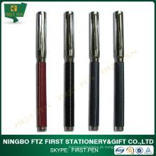 Metal de caneta de alto valor com logotipo