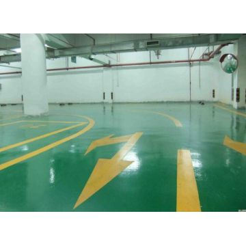 Garage Solvent Solvent Free Clear Epoxy Varnish