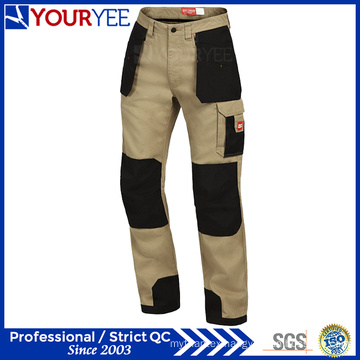 100% Cotton Cargo Style Work Pants at Affordable Price (YWP110)