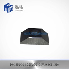 Inserciones personalizadas de CNC de carburo de tungsteno