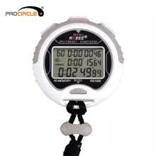Pequeno e fácil de transportar Handheld Digital LCD Sport Timer