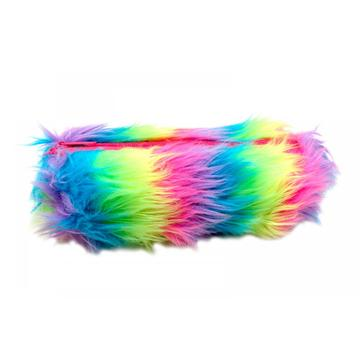 RAINBOW SOFT PLUSH PENCILCASE-0