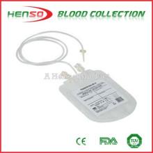 Sac de collection de sang plastique Henso CPDA