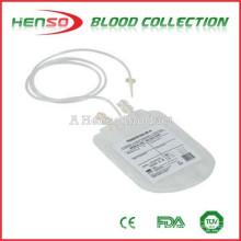 Saco de coleção de sangue plástico Henso CPDA