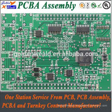 customized professional pcba assembly & pcb design bga pcba usb mp3 pcba