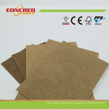 E1 Glue1220 * mm * 3 2440mm Hardboard com preço barato