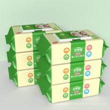 Hochwertige chlorfreie Babytücher