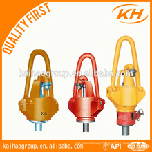 API SL450 oil drilling swivel with spinners for hot sale