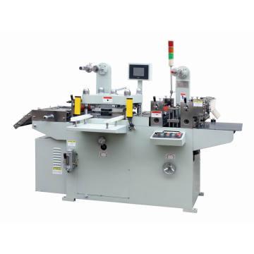 Étiquette imprimée l'estampage à chaud meurent Machine de découpe