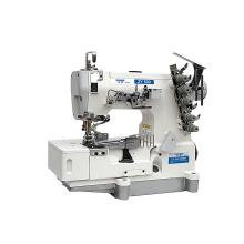 ZY500-02BB High Speed Rolled-Edge Stretch Interlock Sewing Machine