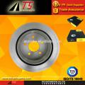 OEM 55038 rotor de frein à disque de frein arrière frein à disque haute performance 15704667 pour GM