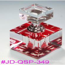 Botella de perfume cristalina de la decoración de la tabla (JD-QSP-349)